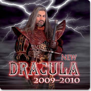 Booklet CD Dracula 2009